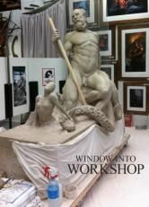 Get a behind-the-scenes glimpse into Weta Workshop with Window into Workshop #Wellington