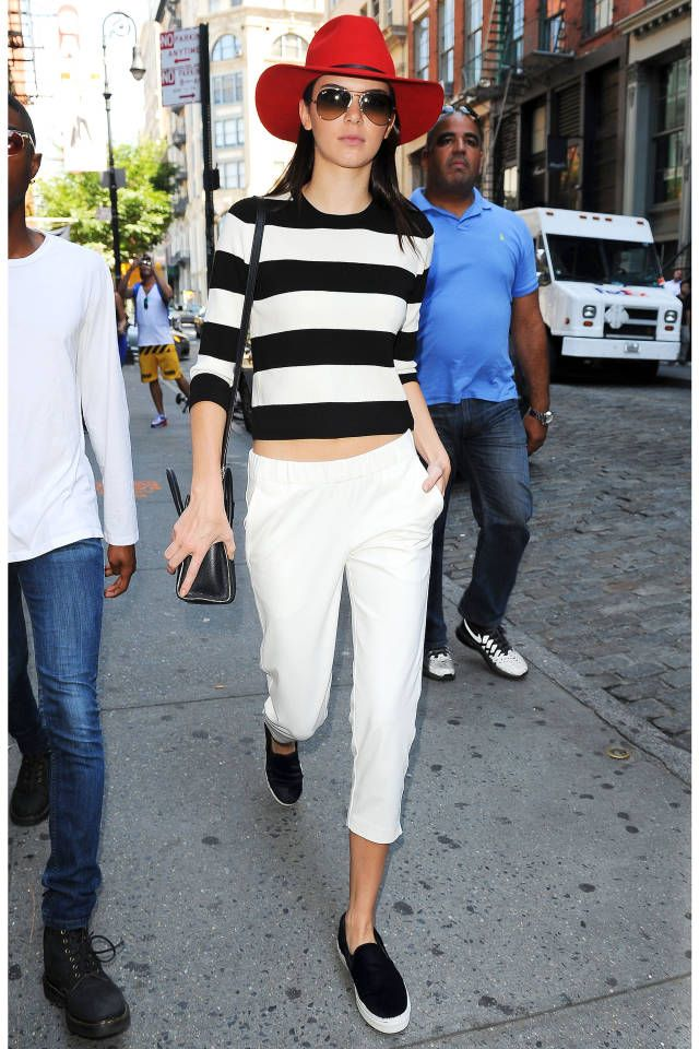 How to get Kendall Jenner's look here: