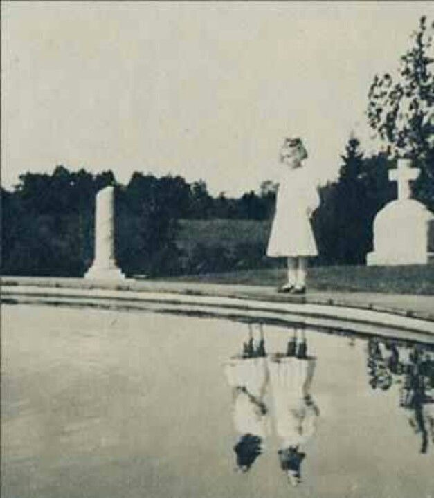 Child ghosts are the saddest ghosts... I think a lot of them don't even know they're dead. Ive read a book and this is one of the pictures that was in it. There are other creepy pictures but it was a great book.