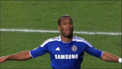 Didier Drogba back with Chelsea