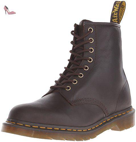 Dr. Martens 1460 8 Eye Boot Carpathian Chocolate 41 - Chaussures dr martens (*Partner-Link)