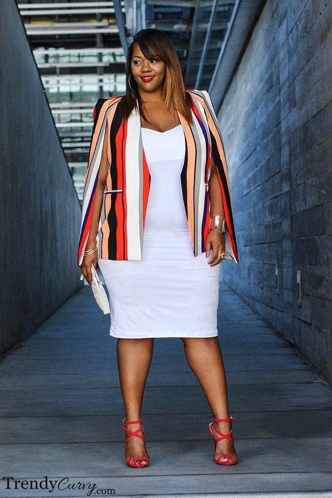 Simply fashion plus size clothes