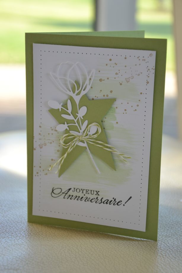 Bonjour à tous! Je reviens vers vous avec une série de cartesA bientôt pour d'autres cartes!