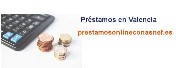 Préstamos en Valencia y prestamistas privados