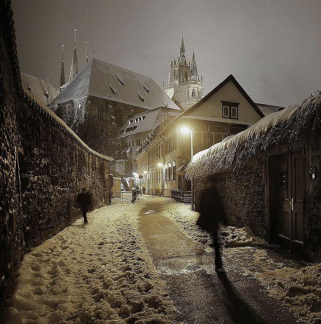 Erfurt, Thuringen - Germany