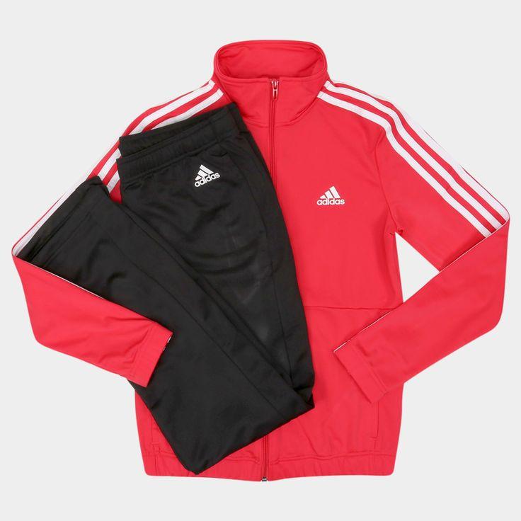 Agasalho Adidas Back 2 Basic 3S