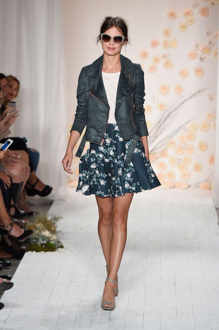The 10 Best Looks from Lauren Conrad's Fairytale NYFW Show via Brit + Co.