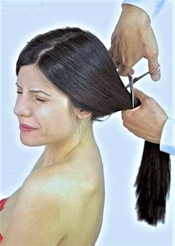 Forced Female Haircut : forced, female, haircut