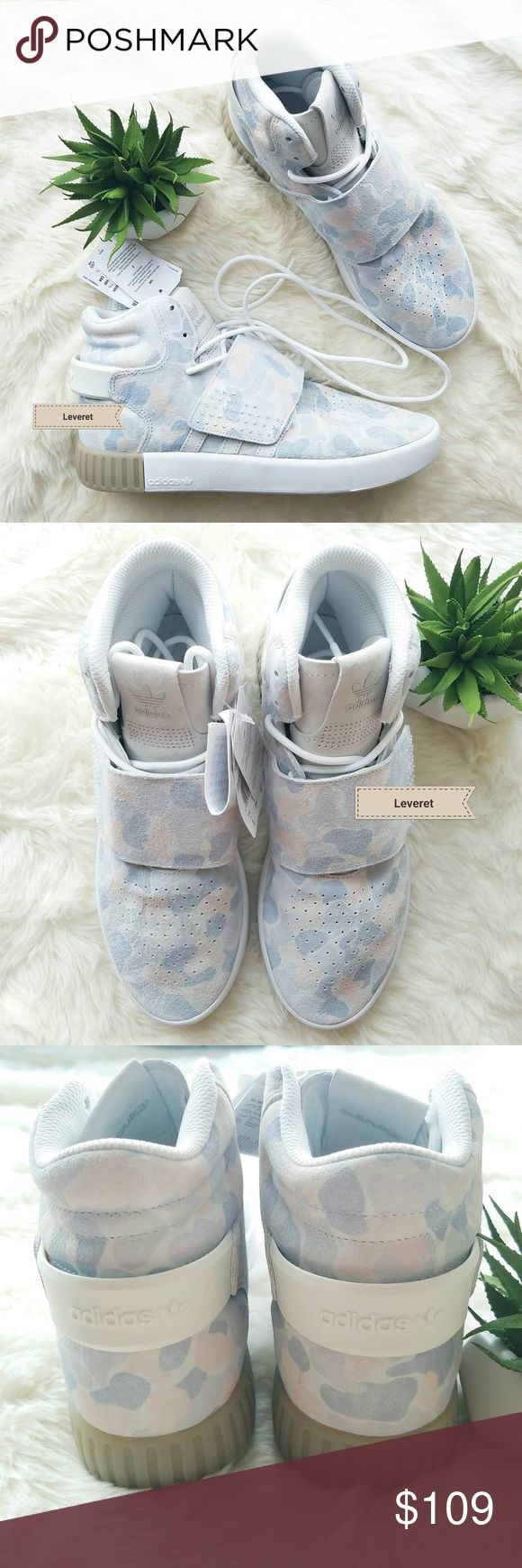 (8) Adidas Original Unisex Tubular 100% Authentic NEW WITH TAG - NO BOX  Unisex style : Good for both Men and Women   Sneaker style - Fall Mini Boot Nike Shoes Athletic Shoes