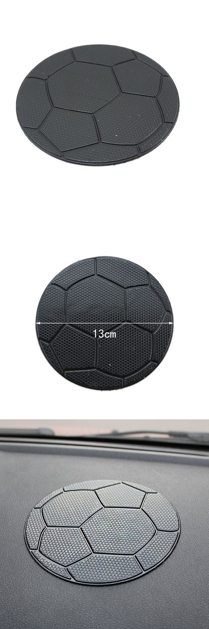 1PCS Interior Car Football Anti-Slip Dashboard Mat Sticky For Pad Non-slip Holder GPS Smart iPhone Key HoldersNew