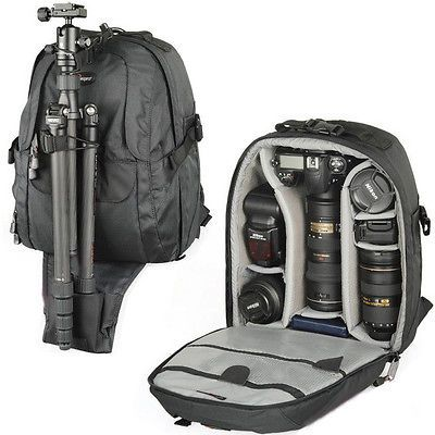 Lowepro mini #trekker #waterproof dslr slr #camera backpack bag padded rain cover,  View more on the LINK: 	http://www.zeppy.io/product/gb/2/172186673613/