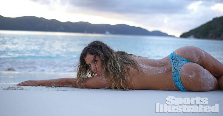Anastasia Ashley 2014 Swimsuit: Guana Island - Swimsuit 2014 - SI.com