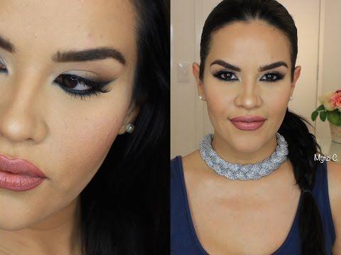 Kim Kardashian Maquillaje Inspiración     Mytzi Cervantes - YouTube