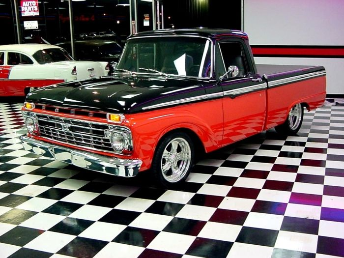 Jeeps For Sale In Tn >> 1000+ images about 1961-66 ford truck on Pinterest | Ford