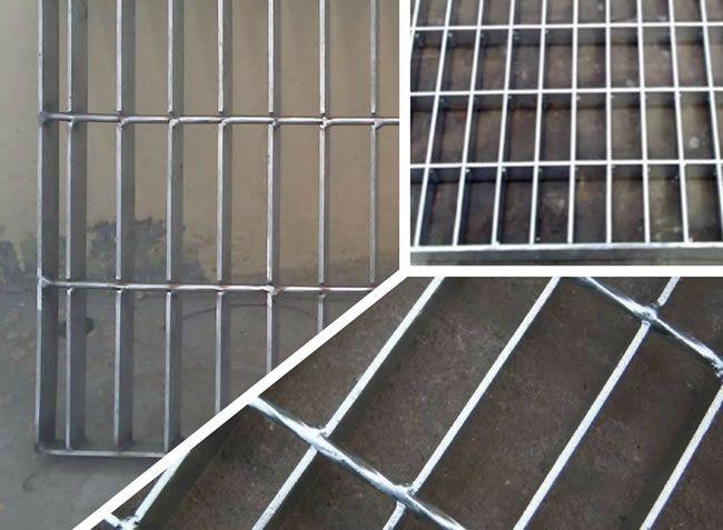 Stainless Steel Flat Bar Grating