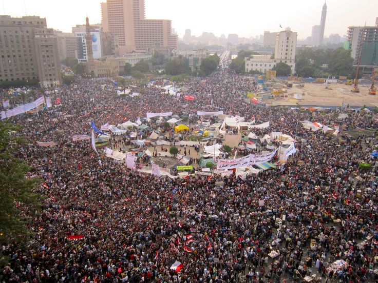 Tahrir Square. | 51 Reasons To Fall In Love With Egypt