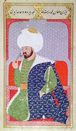 Nakkas Osman,Semailname, Sultan Mehmed I  http://www.sedefscorner.com/2012/11/queen-elizabeth-i-to-sultan-murad-iii.html