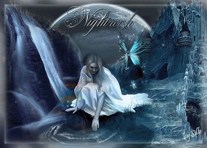 nightwish a taste of my music hard rock heavy metal kinds of music. Black Bedroom Furniture Sets. Home Design Ideas