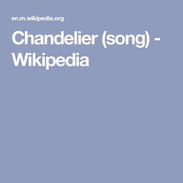 The 25+ best Chandelier song ideas on Pinterest | Fergie ...