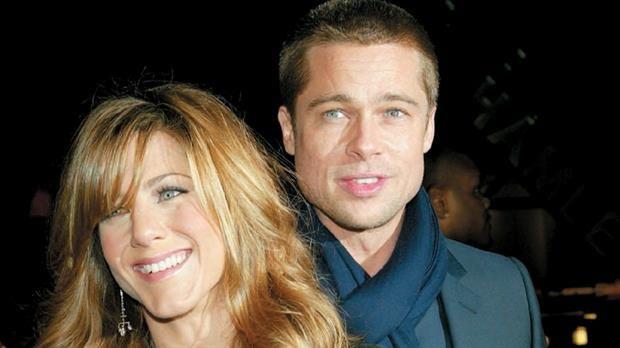 Brad Pitt y Jennifer Aniston vuelven a estar en contacto  Jennifer Aniston y Brad Pitt. Foto: Archivo