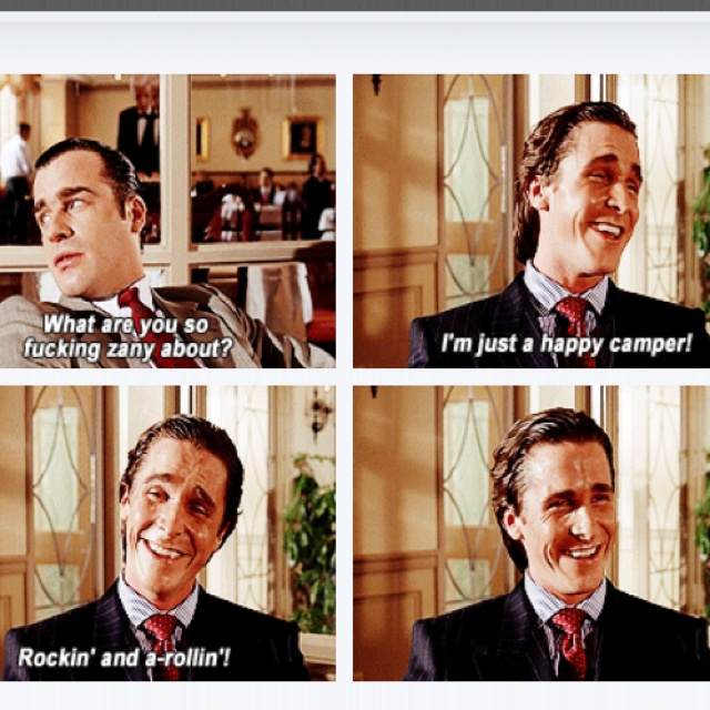 American Psycho Quotes Best 25 American Psycho Quotes Ideas On Pinterest  American .