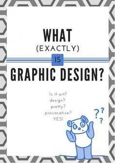 What is Graphic Design, Anyway? | Digital Art Teacher