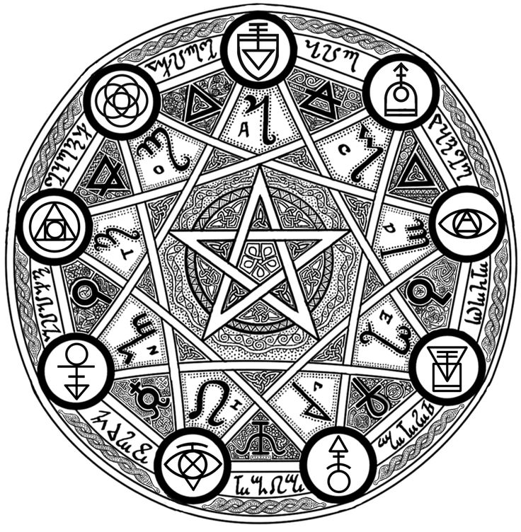 125 Best Witchytat Images On Pinterest Alchemy Sacred Geometry