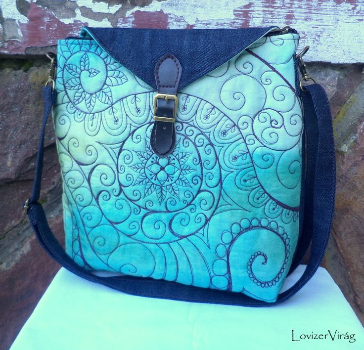 Freeform embroidering by ZerVir