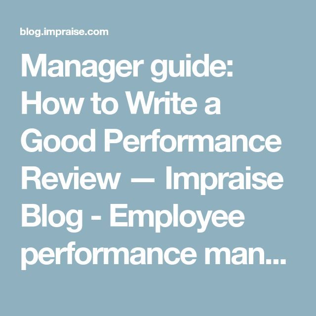 Best 25+ Employee performance review ideas on Pinterest - evaluating employee performance