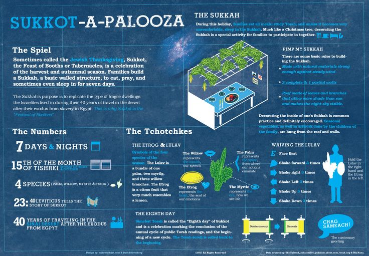 Sukkot 101.  A great visual.. with more where that came from on the click through website. Great teaching tool or project inspiration.