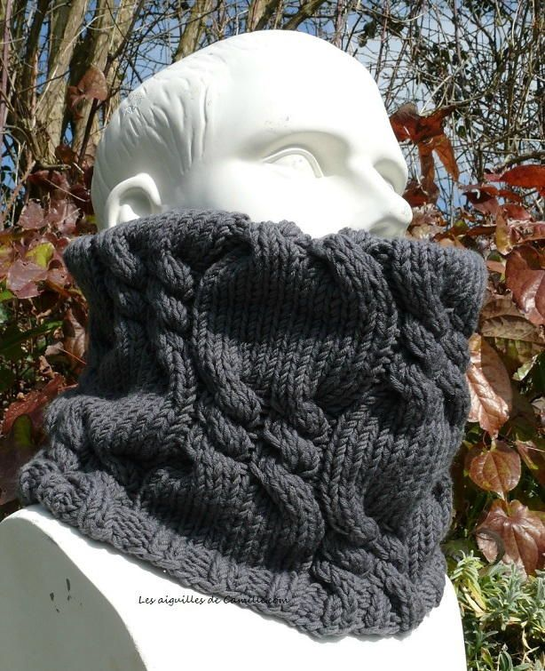 175 Best Cowls Favorite Knitting Project Images On Pinterest
