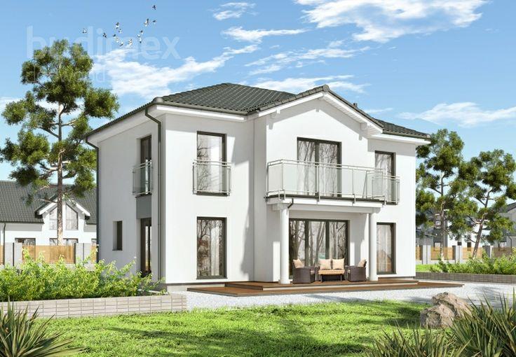 Zweigeschossige Häuser Danwood Park 139W || #hauser #house || http://www.danwood.de/hauser/zweigeschossige/park-139w