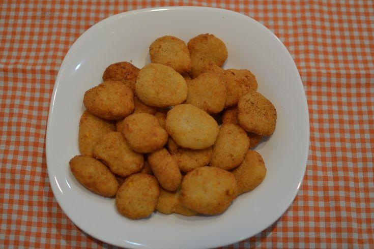 Vegan nuggets