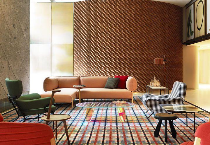 Un albergo di design progettato dalla spagnola Patricia Urquiola