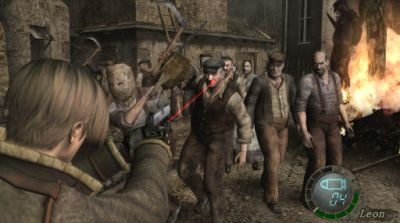 Kode Cheat Game Resident Evil 4 PS2
