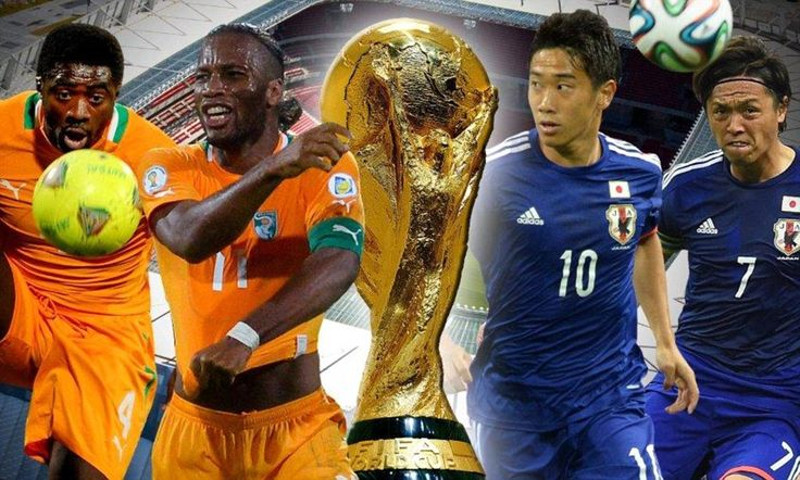 Ivory Coast vs Japan - World Cup 2014: Follow the action live