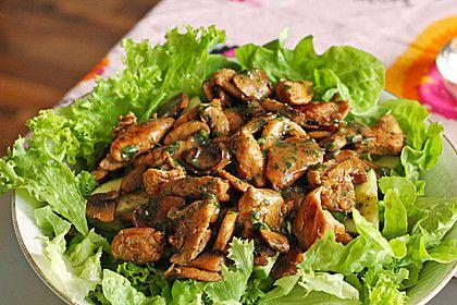 Gemischter Salat mit warmen Champignons und Honig-Senf-Vinaigrette, ein tolles Rezept aus der Kategorie Schmoren. Bewertungen: 86. Durchschnitt: Ø 4,5.