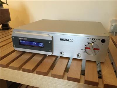 Nagra CDT CD Transport, used, for sale, secondhand
