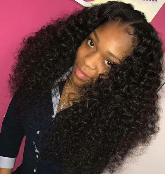 uhair free shipping brazilian hair weave kinky curly 3 bundles with lace frontal,factory direct sale 100 human hair extensions