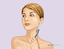 how to remove love bite mark from neck quickly