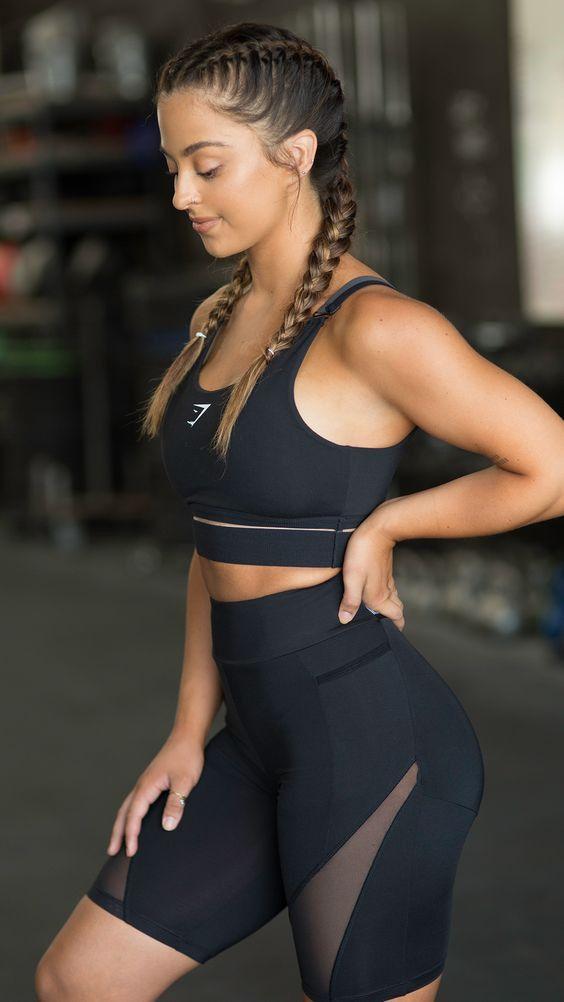 Sexy Mädchen Sport Young Girls