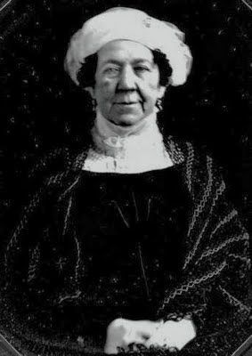 Dolley Madison the First Lady of President James Madison.