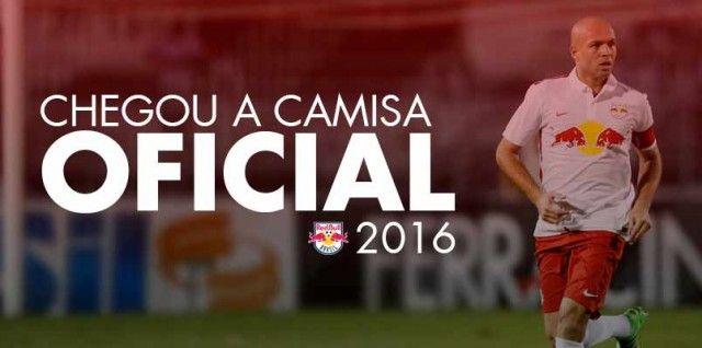Camisas do Red Bull Brasil 2016 Nike