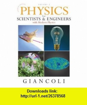 56 best physics books images on pinterest physical science student study guide and selected solutions manual for scientists engineers with modern physics vol 1 by doug giancoli author fandeluxe Choice Image