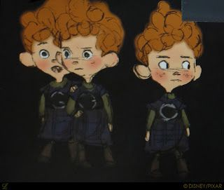 Brave character design