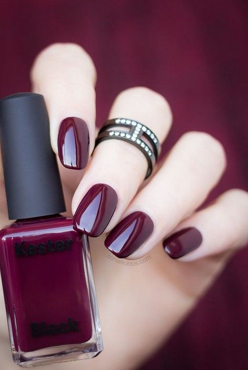 25+ Best Red Nail Design | Armaweb07.com