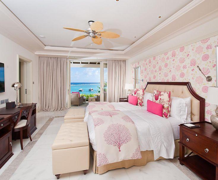 Luxury 5 Star Hotel   Pink Sand Beach   Pink Sands Club, Canouan