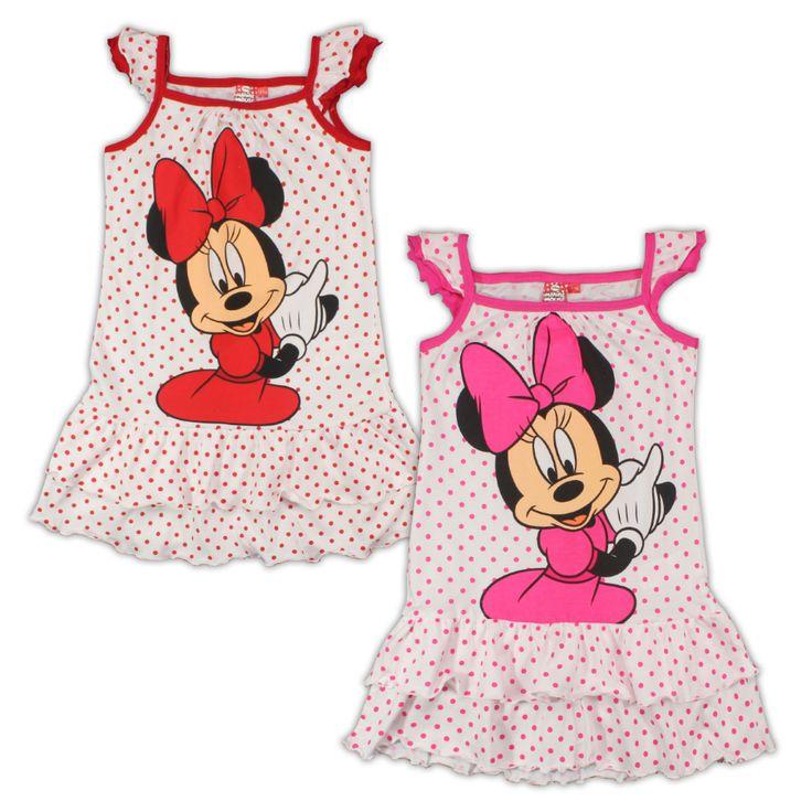 Va prezentam rochitele cu bretelute si imprimeu Minnie, din noua colectie! Ce spuneti? Rochie fetite 3-8 ani Pret:45.00 lei http://hainute-fetite.ro/produs/rochie-vara-cu-buline-minnie-mouse/