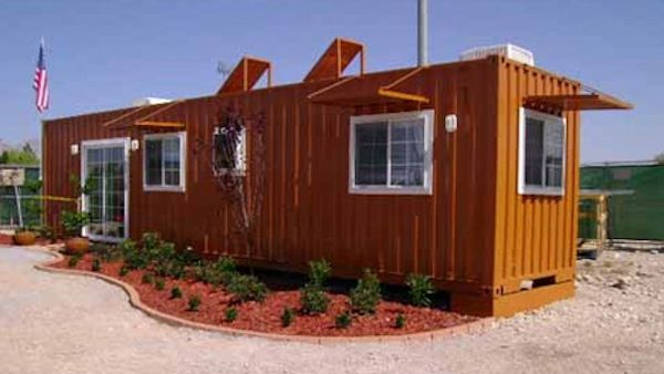 Top 10 Shipping Container Tiny Houses When