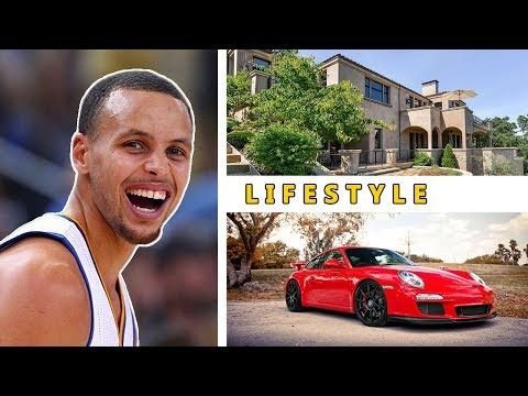 Stephen Curry Lifestyle, Bio, Family, Wife, Kids, Net Worth, Income, Salary, Cars, House, Awards and - YouTube